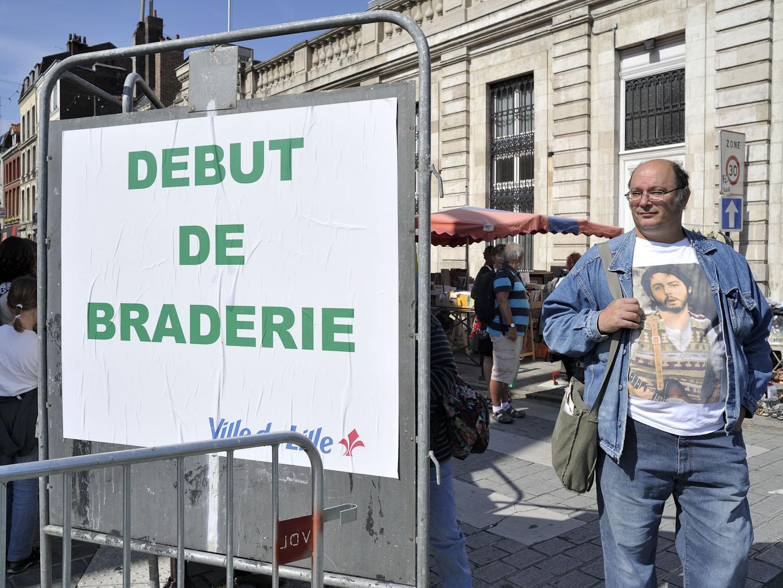 Date de la Braderie de Lille 2016