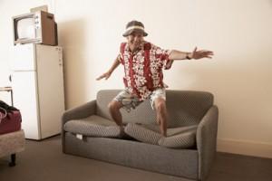 Couch Surfing à la Braderie de Lille