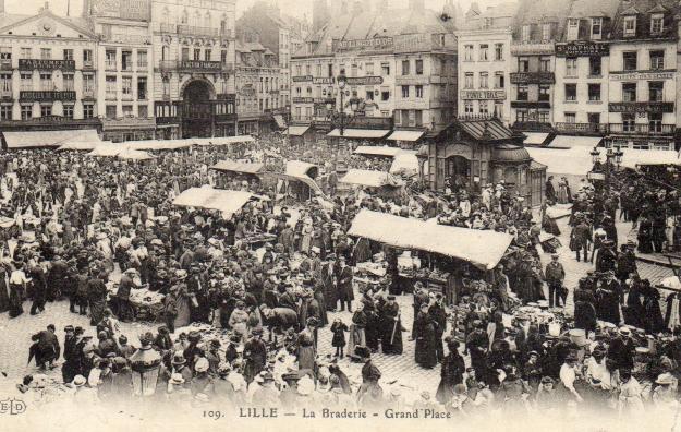 Braderie de Lille 2018 : J-1 ! Serez-vous nombreux ce week-end à Lille ?