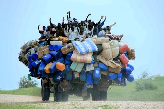 transport durant la braderie de lille
