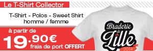 tshirt collector braderie de lille 2014