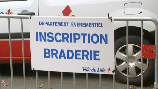 Les inscriptions pour la Braderie de Lille 2017 sont ouvertes