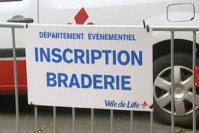 Emplacements Braderie de Lille 2015 – Informations et Réservation