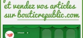 BOUTIC REPUBLIC : Votre boutique personnalisée !