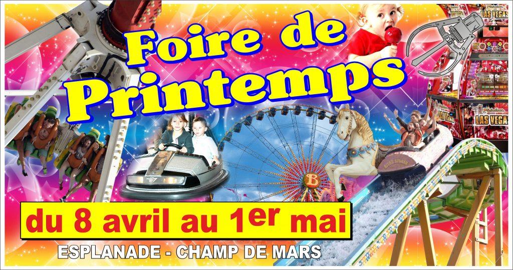 Foire de printemps lille 8 avril au 1 mai - Braderie de lille date 2017 ...