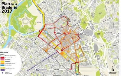 Braderie de Lille 2017 – La sécurité renforcée !