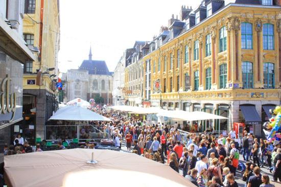 Comment vendre à la braderie de Lille?