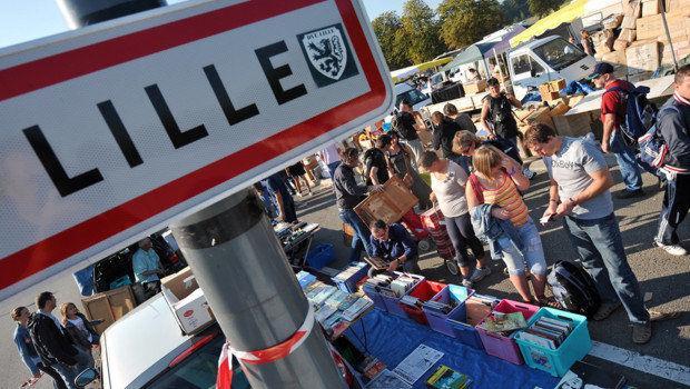 Comment réserver un emplacement en braderie de Lille 2020 : riverains?