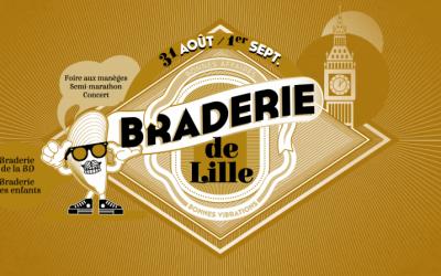 Braderie de Lille 2019 : découvrez l'affiche de cette nouvelle édition